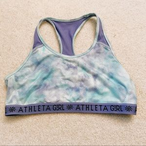 Athletes Girl Sports Bra